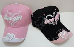 Wholesale - HT418. Cowgirl Babe Hat