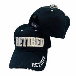 Wholesale Retired Headwear Products Cheap Women and Men's Hats, Caps - HT73. RETIRED Hat