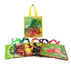 Party Toys Wholesale Bags Suppliers - HS448. Small Printed Vinyl Shopping Bag