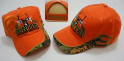 Wholesale Wholesalers Products Suppliers - HT468O. HUNTER Hat--LIVE TO HUNT.HUNT TO LIVE [Target Shadow]-Orange O