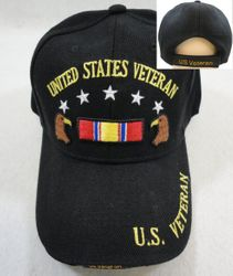 Wholesale USA American Flag Baseball Caps and Patriotic Hats Bulk Sale Suppliers - HT661. UNITED STATES VETERAN Hat