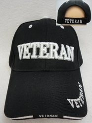 Hats Caps Wholesale Bulk Supplier - Military HT74. VETERAN Hat