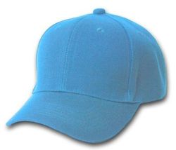 Wholesale Brand Name Clothing Apparel In Bulk Suppliers Boutiques - Men's Blank Hats Wholesale - HT900. Solid Light Blue Ball Cap