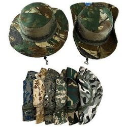 Best Selling Hunting Hats for Men Wholesale - HT1588. Floppy Boonie Hat (Digital Army Camo) Mesh Sides