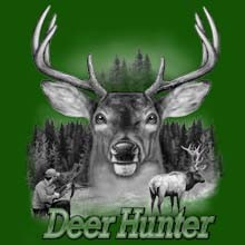 T Shirts Wholesale Distributor - Clothing Deer Hunting T Shirts Designs - 21083