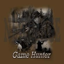 T Shirts Wholesale Distributor - Clothing Men's Deer Hunting T Shirts Designs - 21085