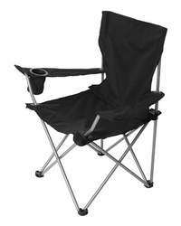 Chair Camping Fishing Hunting Sports Supplier Wholesale Bulk Masachusetts - Liberty Bags - The All-Star Chair - FT002 Black