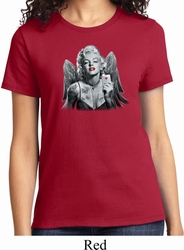 Marilyn Monroe T Shirts Wholesale Bulk Supplers RED