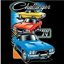 Men's Classic Car T-Shirts