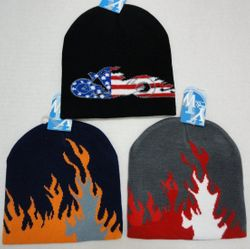 Wholesale beanies for biker men affliction suppliers - WN645. Knit Beanie