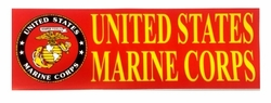 Wholesale Bumper Stickers - BDCL Marines. Military Decal