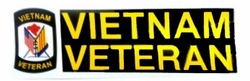 Wholesale Bumper Stickers - BDCL Vietnam Vet. Military Decal