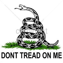 Don't tread on me Tees - Wholesale Military T Shirts and Hats - MSC Distributors