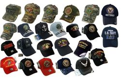 US Military Veteran Hats