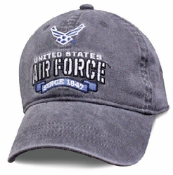 Hats Caps Wholesale Bulk Supplier - Military Patriotic Veteran - HT5010. Licensed Air Force Cap [Fury]