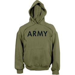 Army Hoodies Olive Drab Pullover - MSC Distributors