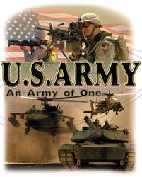 US Army Military T Shirts - MSC Distributors