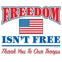 Military Thank Our Troops - a12879a