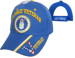 Military Men's Hats Caps Women's Licensed Military Air Force Wholesale Baseball Logo Embroidered Headwear Suppliers Bulk