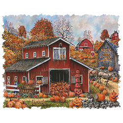 MSC Distributors: Shop Fall Farm Holiday Seasonal T Shirts Cheap Wholesale Bulk Suppliers - 22534HD2