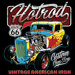 Wholesale Classic Muscle Car T Shirts Suppliers - MSC Distributors