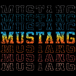 Ford Mustang T Shirts For Men - 22549HD1
