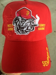 Clothing Marine Bulldog Hats Caps Military Wholesale Bulk Suppliers, Massachusetts - Once Marine SKU 193