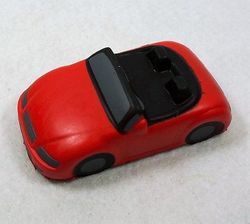 Party Toys Wholesale Merchandise Suppliers - Party Supplies - Kids Toys Games - TY1008. Slow Rising Squishy Toy Red Car