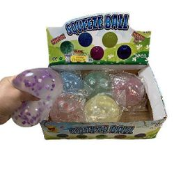 Party Toys Wholesale Toys Suppliers - Party Supplies - Kids Toys Games - TY722. 4 Squish Jelly Ball with Sprinkles