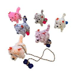 Party Toys Wholesale Toys Suppliers - Party Supplies - Kids Toys Games - TY726. Barking and Walking Dog with Leash [Light Up Head & Tail]