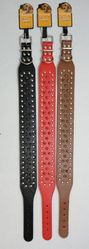 Pet Products Wholesale Suppliers - PS107. 27 Extra Wide Dog Collar with Studs and Spikes