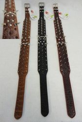 Pet Products Wholesale Suppliers - PS131. 27 Spiked Dog Collar [2 Wide]