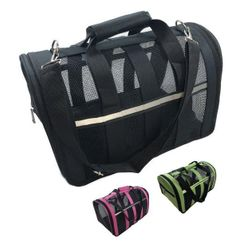 Pet Products Wholesale Suppliers - PS154. Deluxe Pet Carrier-Large