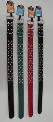 Pet Products Wholesale Suppliers - PS26. 28 Heavy Duty Dog Collar with Spikes