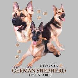Wholesale Clothing and Apparel Drop Shipping - German Shepherd