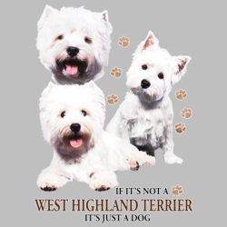 T Shirts Gildan Dog Pet West Highland Terrier T Shirts Wholesale Suppliers in Bulk - 21397HD4