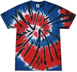Shop Wholesale Tie Dye Blank Graphic Designed T-Shirts & Apparel Online - MSC Distributors - Independence
