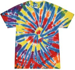 Shop Wholesale Clothing Online - Colortone Youth Adult Tie Dye T-Shirt  kaliediscope