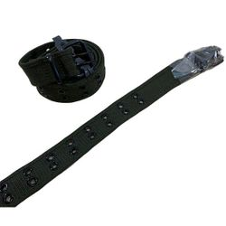 Shop Wholesale Clothing Online Store - Belt--Canvas Belt with Holes (All Sizes) Army Green