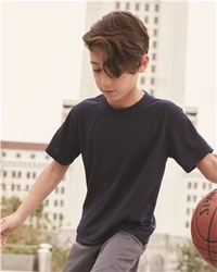 T Shirts Wholesale Bulk Supplier - Blank - Jerzees - Dri-Power� Sport Youth Short Sleeve T-Shirt - 21BR