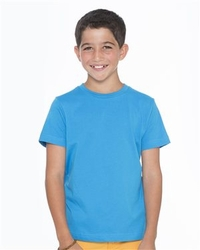 T Shirts Wholesale Bulk Supplier - Blank - LAT - Youth Fine Jersey T-Shirt - 6101