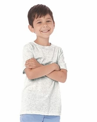 T Shirts Wholesale Bulk Supplier - Blank - Next Level - Youth Triblend Crew - 6310