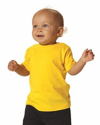 T Shirts Wholesale Bulk Supplier - Blank - Rabbit Skins - Infant Fine Jersey Tee - 3322