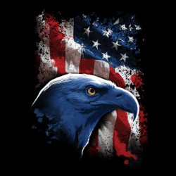 Animal Wildlife T Shirts Wholesale Merchandise - Eagle T Shirts - MSC Distributors