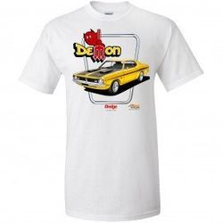 Wholesale Men's Women's American Muscle Car T Shirts Bulk Suppliers - TDC_172-Demon