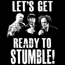 Wholesale Three Stooges T-Shirts - Unique Designs - Shop Three Stooges Shirts Clothing - MSC Distributors