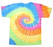 Short Sleeve Tie Dye T-Shirts Apparel Bulk Suppliers - tie_dye_eternity