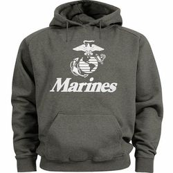 Bulk Wholesale Clothing Marines Pullover Hoodies US Military Suppliers - MSC Distributors