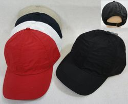 Wholesale Brand Name Clothing Apparel In Bulk Suppliers Boutiques - Men's Blank Hats Wholesale - HT793. Nylon Ball Cap [Solid Colors]