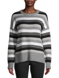 Wholesale Blank Winter Clothing and Apparel - Time and Tru Women's Super Soft Pullover Sweater